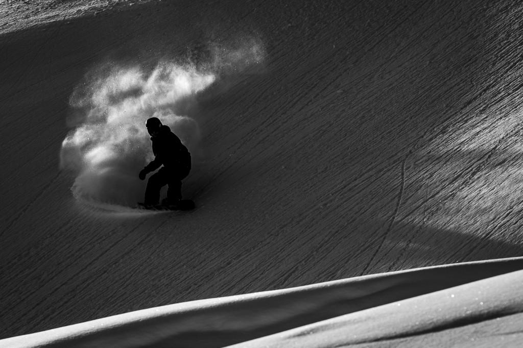 Thomas Landolt on the search for white gold. © Ahriel